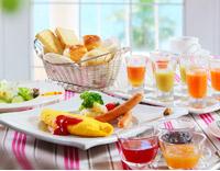 海景色を愉しみながら洋朝食をスタンダードプラン